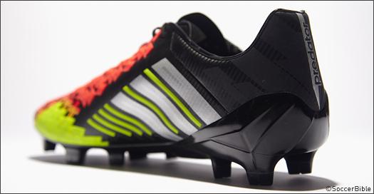 6920ca0cbe1e adidas Predator LZ SL Football Boots – Black/Silver/Infrared
